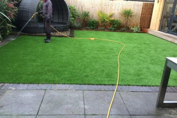 installation-of-artificial-turf