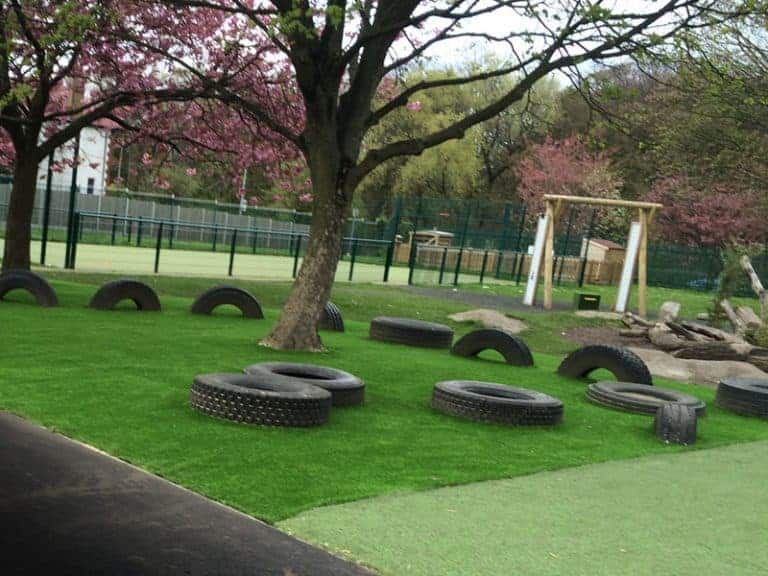 muddy-area-after-artificial-grass